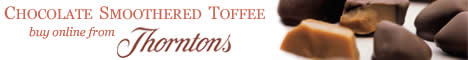 Thorntons Home Shopping, UK: Fine Chocolate, Gifts, Confectionery and Flowers from Thorntons