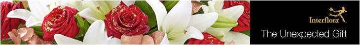 Interflora Flowers, Official Website